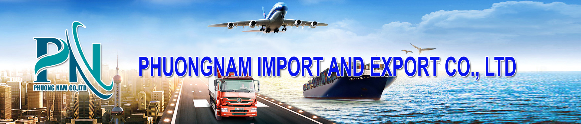 PHUONGNAM IMPORT AND EXPORT CO., LTD