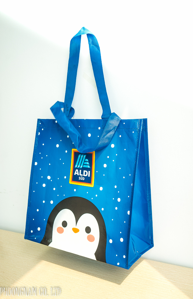 Glossy Laminated PP non Woven Bag 02