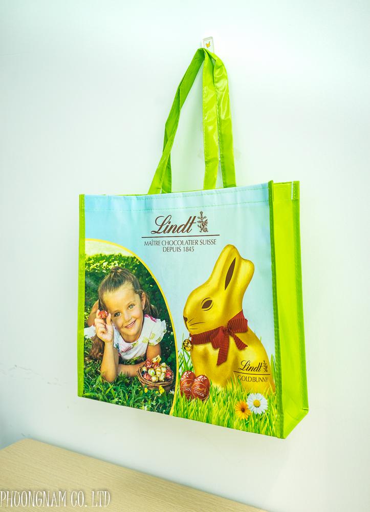 Glossy Laminated PP Non Woven Bag 03