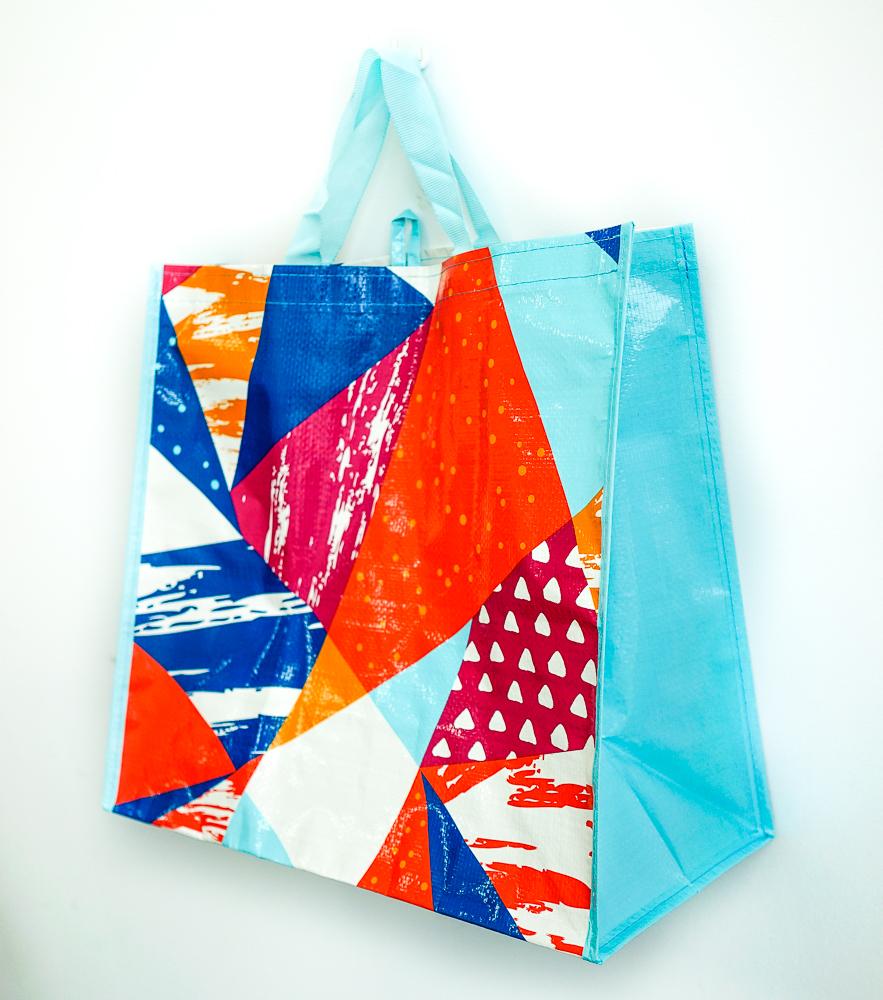 Túi vải dệt tráng màng